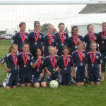 14 Girls - 2nd Place at Montana Cup